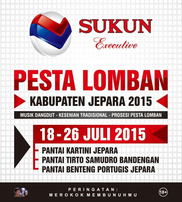 Pesta Lomban Jepara 2015 #PRSukunEvent