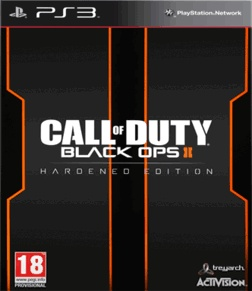 Call of Duty: Black Ops II Hardened Edition PlayStation 3 Release date: 13th November 2012