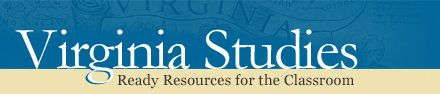 Great Virginia Studies Resources and Foldables