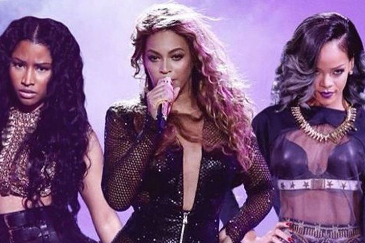 I got Beyonce ... Are You Beyoncé, Nicki Minaj, Or Rihanna?   You got: Beyoncé  Congrats! You're Queen Bey. You're hardworking and put your all into everything you do. Even though you come off as and are a demigoddess, sensitivity is one of your key traits.