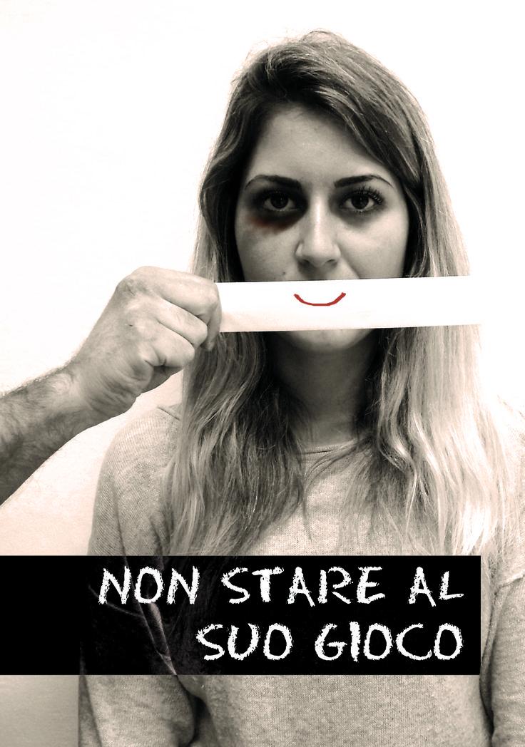 Valeira Mereu, studente Grafica Pubblicitaria Accademia Cappiello per concorso A_Zero Violenza #concorso #azeroviolenza #grafica