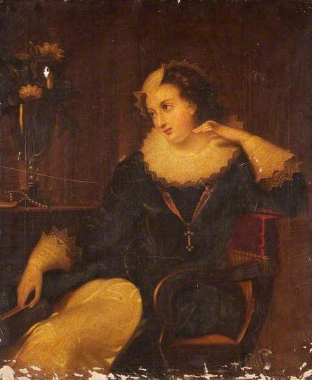 Mary, Queen of Scots (1542–1587) (?) was MURDERED by Queen Elizabeth 1st to steal her Crown & Throne of Scotland ! The TUDORS were not from High Kings of Britain and held lower rank, and were jealous of anyone higher than them! They would MURDER anyone who got in their way like the Royal Borges of Italy!