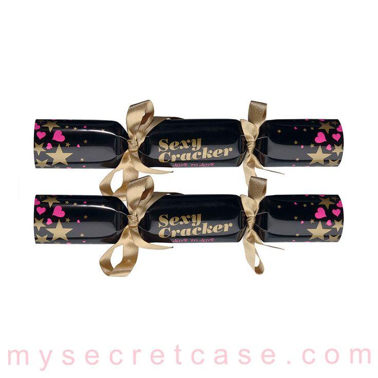 I sexy crackers sono kit sorpresa di Love to Love