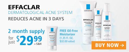 Dermatologist Acne Treatment Products for Oily Skin | La Roche-Posay