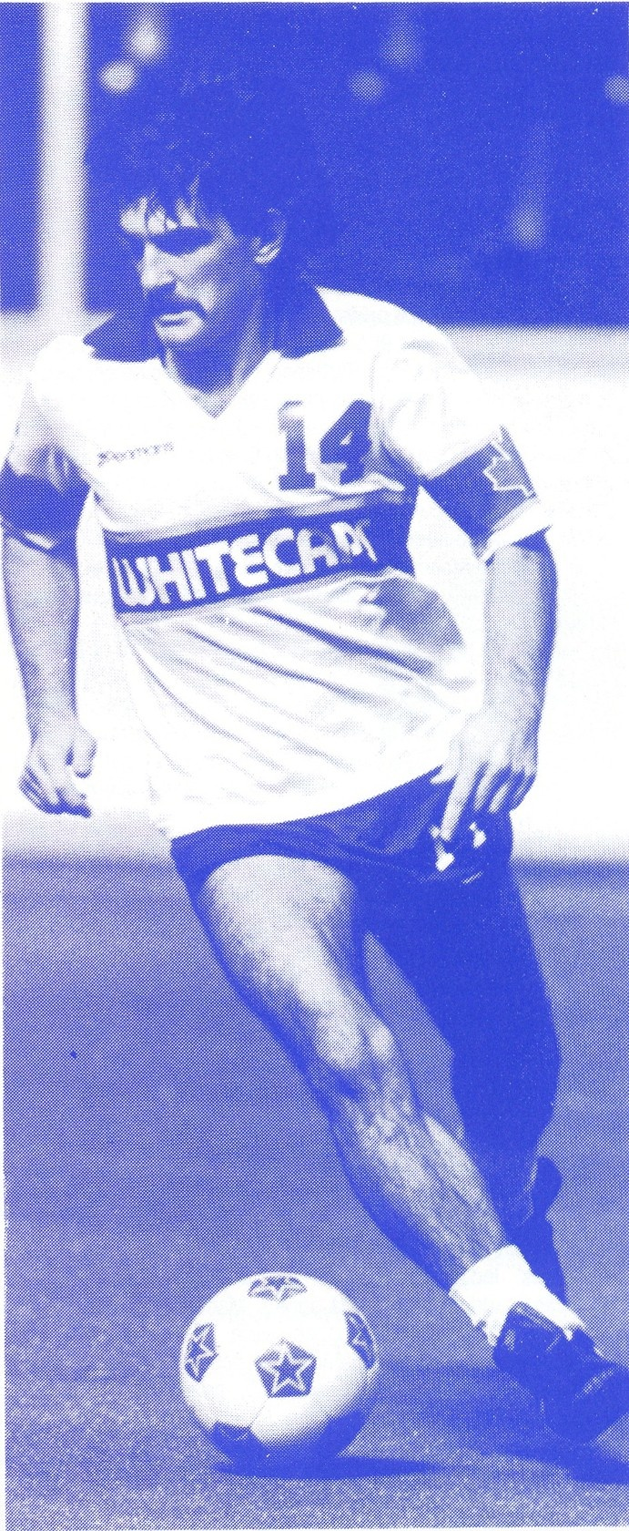 NASL Soccer North American Soccer League Players-Peter Roe