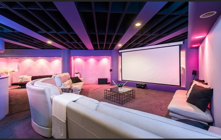 30 best Home Theaters - Design Ideas images on Pinterest | Home ...