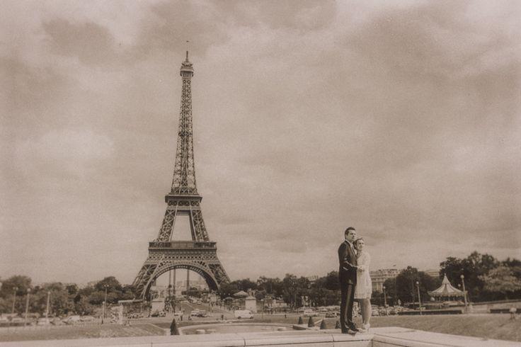 Manolis & Maria – Honeymoon in Paris » Elianos Photography