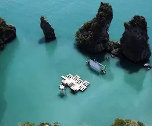 Floating Cinema, Thailand