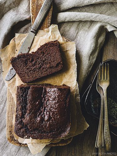Paleo Chocolate Zucchini Bread (almond flour) #food #paleo #glutenfree