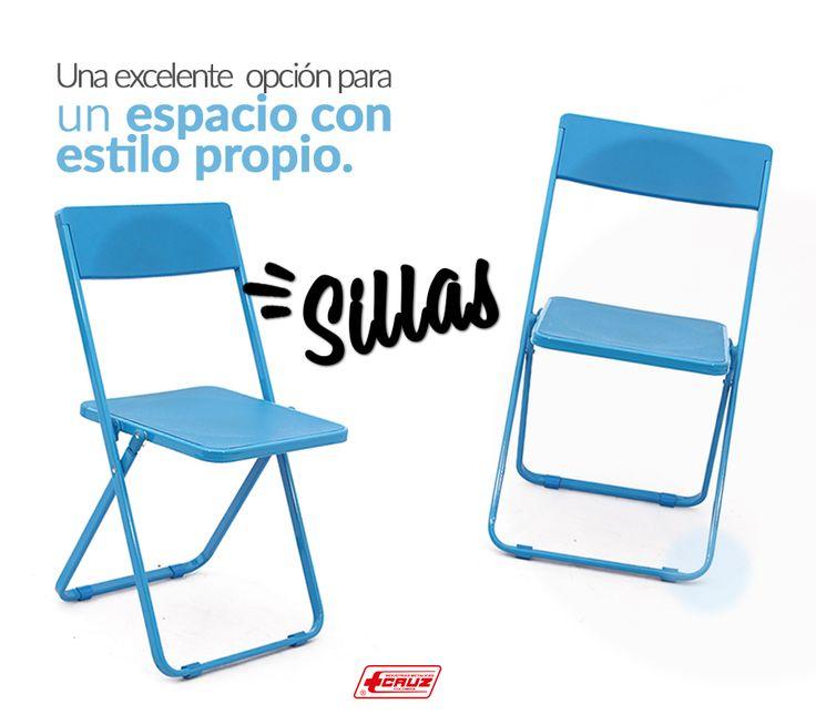 El fin de semana inica desde la comodidad de Metálicas Cruz y sus sillas para descansar.