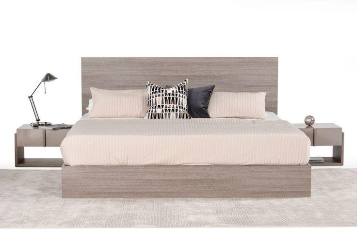 Modern Bedroom Sets Modern Bedroom   Modern Contemporary Bedroom Set, Italian Platform