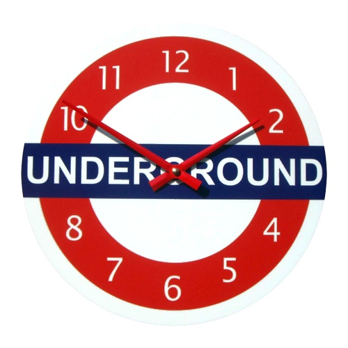 London Underground Clock