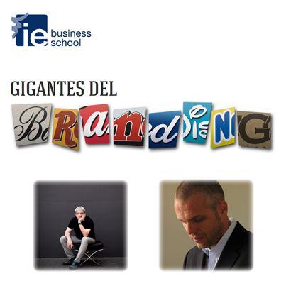 Durante Gigantes del Branding en abril, el hashtag #IEbranding era #TT - ¿Lo conseguiremos otra vez en el próximo? www.gigantesdebranding.ie.edu