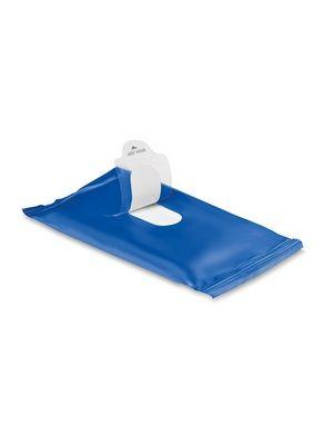 Set de 10 toallitas húmedas en bolsa