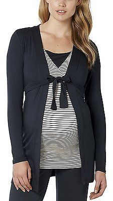 Size 18 (Manufacturer Size:XX-Large), Dark Blue, Noppies Women's Cardigan jrsy l