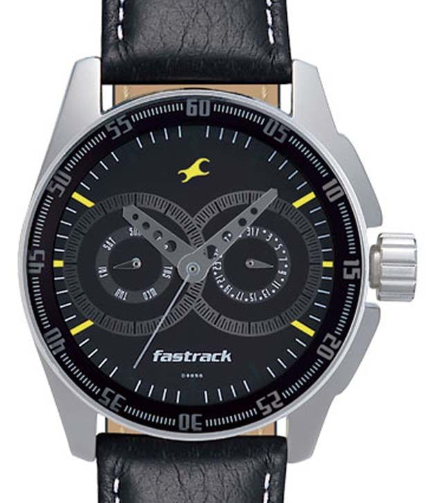 45 best images about fastrack mens analog watches loved it fastrack black magic 3089sl02 men s watch