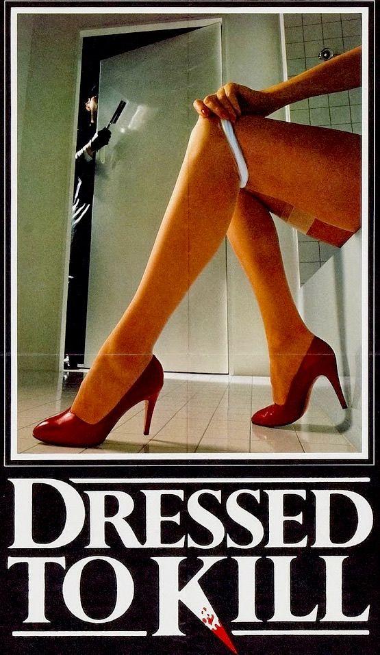 """Dressed To Kill"" 1980 Brian De Palma"