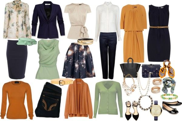 """""""Business capsule wardrobe -2"""" by ladymarmelade on Polyvore"""