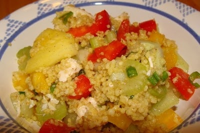 Couscous salad, Couscous and Salads on Pinterest