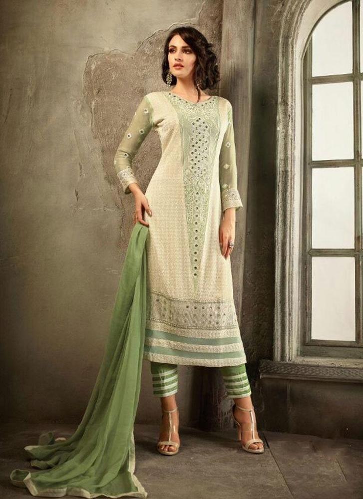 Indian New Salwar Kameez Suit Bollywood Pakistani Dress Ethnic Designer Anarkali #KriyaCreation #Designer