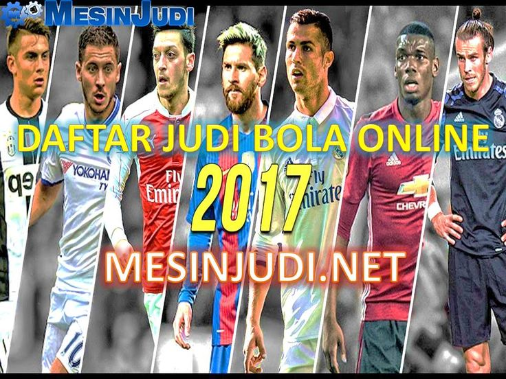 Daftar Judi Bola Online - Agen Sbobet Terpercaya - Agen Maxbet Terpercaya - Agen Resmi Judi Online - Bandar Judi Online - www.mesinjudi.net