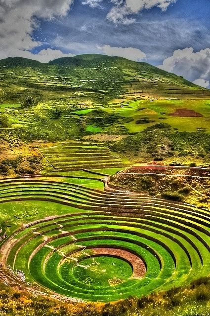 Sacred Valley of the Incas, Peru - My beautiful country!