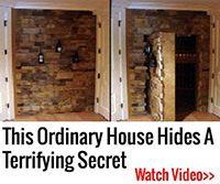Secret Room Door