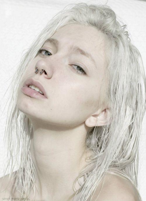 girl, grunge, and pale Bild