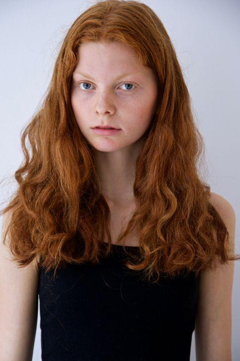 Eline Bø - female model at Le Management