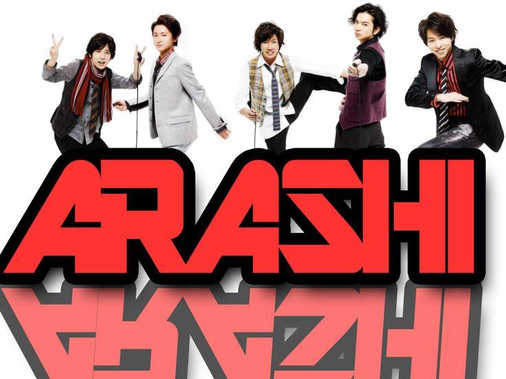 Arashi!!