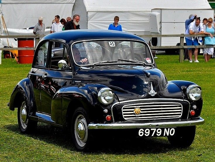 Vintage Car | Classic and Vintage Cars Morris Minor 1000..........Mine was a 1959 purchased new.