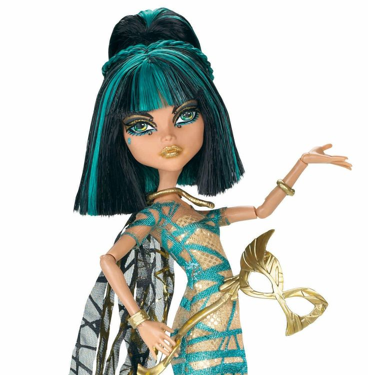 Monster High Cleo De Nile Makeup Games Hairstly