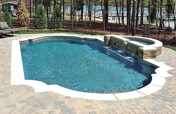 Natural roman grecian pool images landscaping pool for Roman style pool design