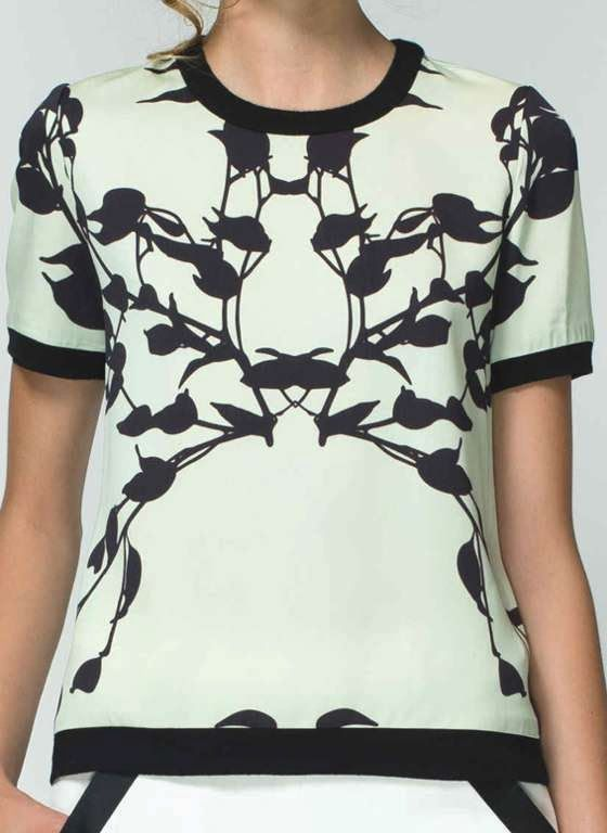 patternprints journal: PATTERNS AND PRINTS FROM PRE-SUMMER 2015 WOMAN FASHION COLLECTIONS / Bibhu Mohapatra