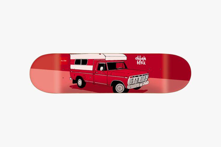 Evan-Hecox-x-Chocolate-Skateboards-2013-'Vagabond'-Collection-5