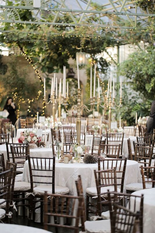 Reception Ideas Decor Winter Wedding Utah Weddings