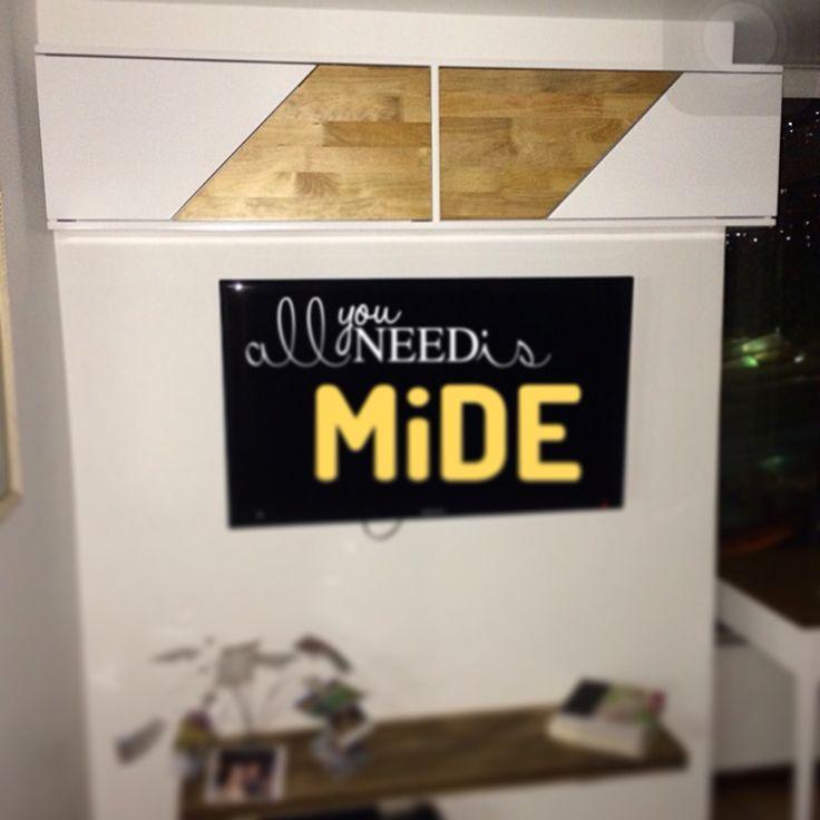 Mueble tv - estudio -