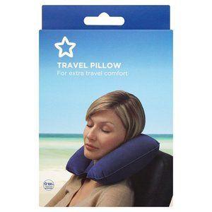 Superdrug Travel Pillow £3.99