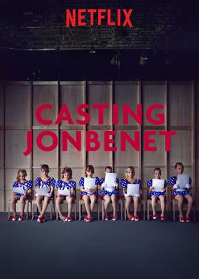 Casting JonBenet (2017) - Local actors from JonBenet Ramsey's hometown offer multiple perspectives on her 1996 murder as they vie to play roles in a dramatization of the case.