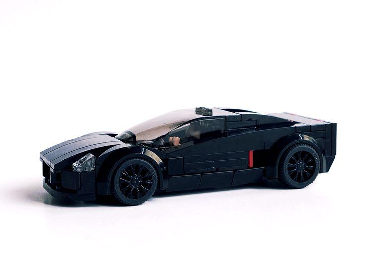 Lamborghini Gallardo Black Edition (City Champions)