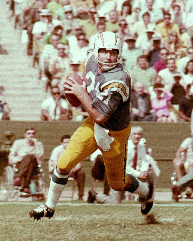 San Diego Chargers Facts: 1000+ Images About John Hadl #6 Charger On Pinterest