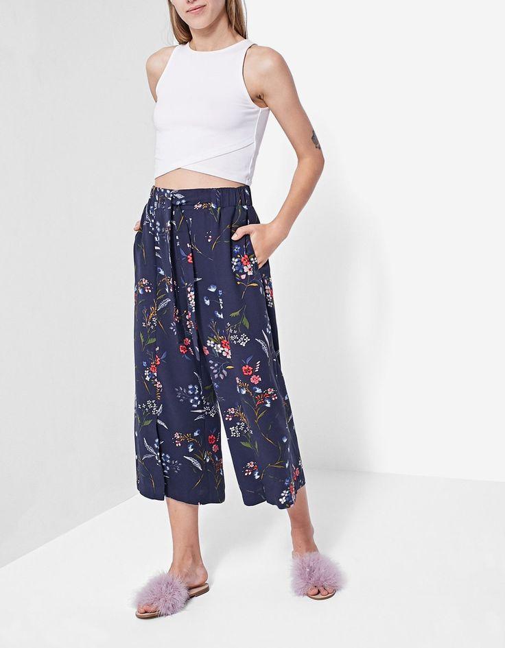 Mejores 7 imágenes de Culotte en Pinterest | Pantalones, Te dije y ...