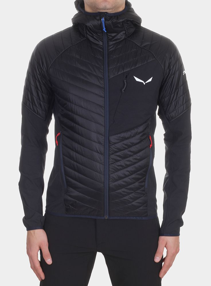 Kurtka Salewa Ortles Hybrid 2 PRL Jacket - black out