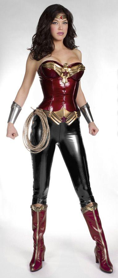 Fixing The Wonder Woman Costume