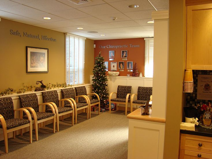 Chiropractic health center of glastonbury glastonbury for Medical office interior design