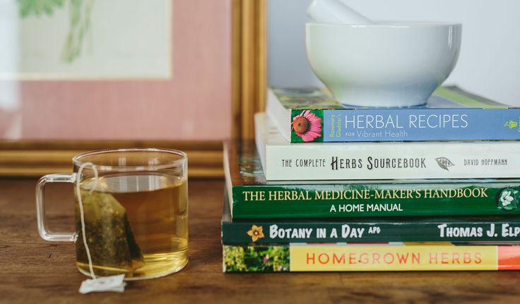 An Herbalist Library - Traditional Medicinals