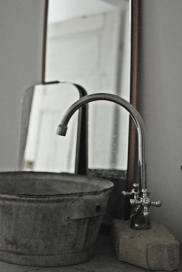 Zinc Bathroom Sinks 196 best features - basins images on pinterest | bathroom ideas