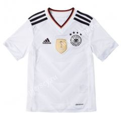 2017 FIFA Confederations Cup Germany Home White Thailand Soccer Jersey