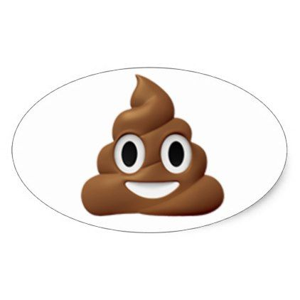 #Poop emoji Sticker - #emoji #emojis #smiley #smilies