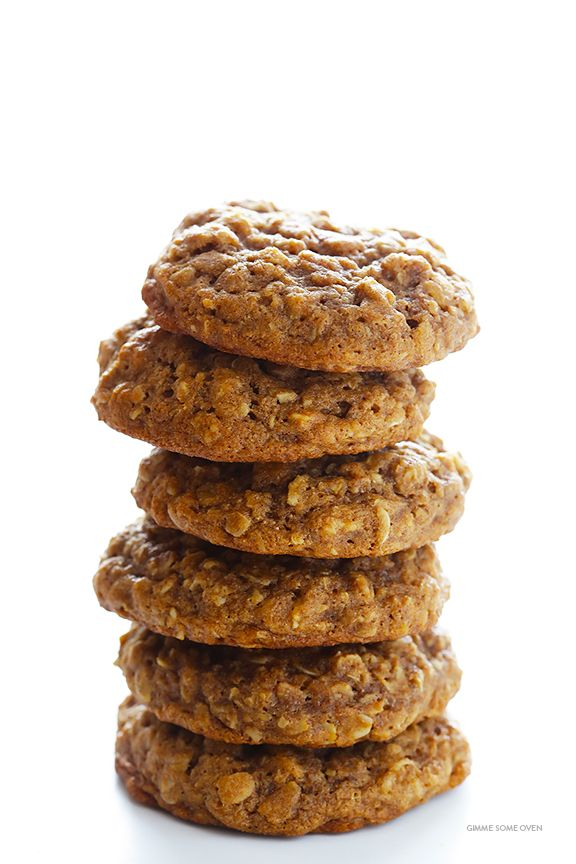 Whole wheat splenda oatmeal cookies recipe